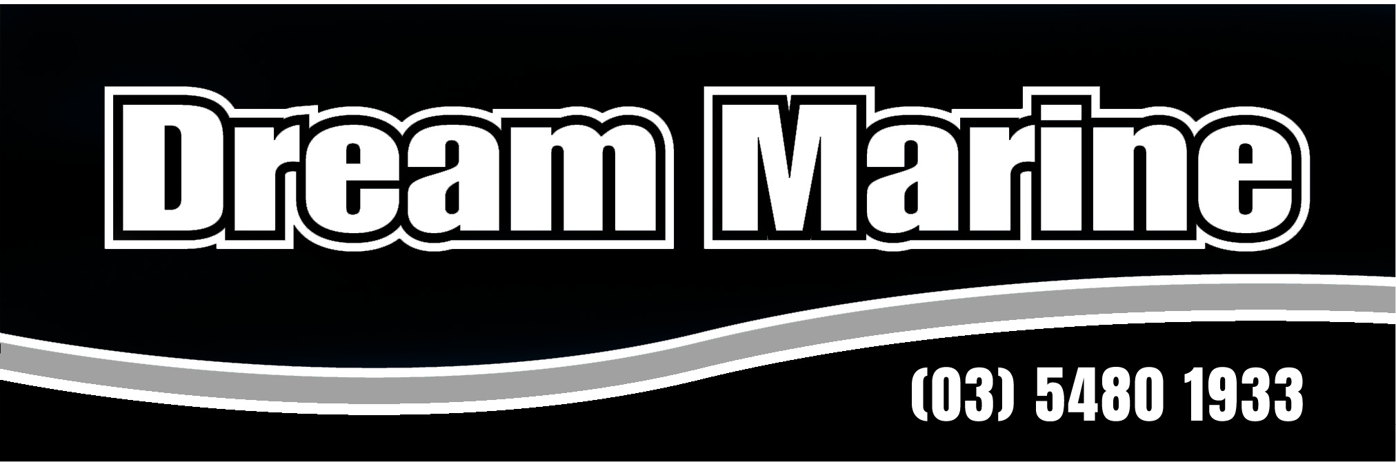 DREAM MARINE logo_swoosh PHONE