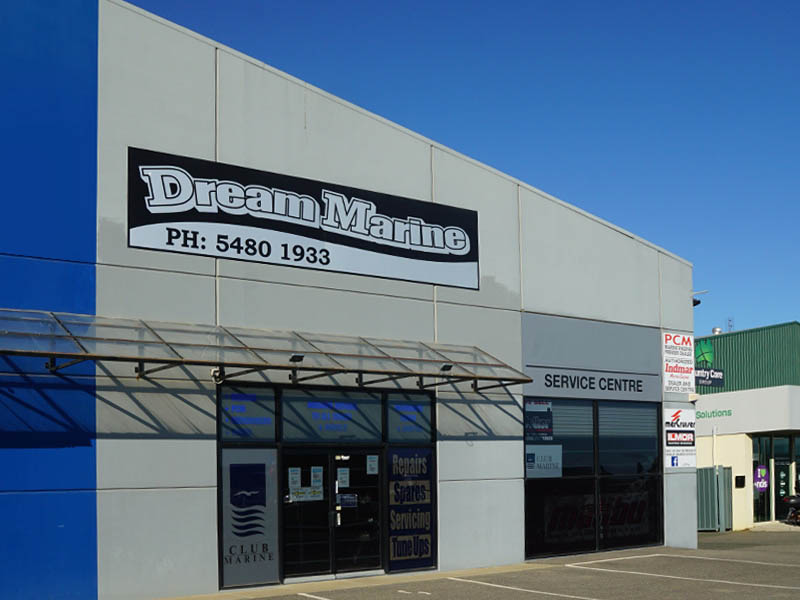 Dream Marine service centre